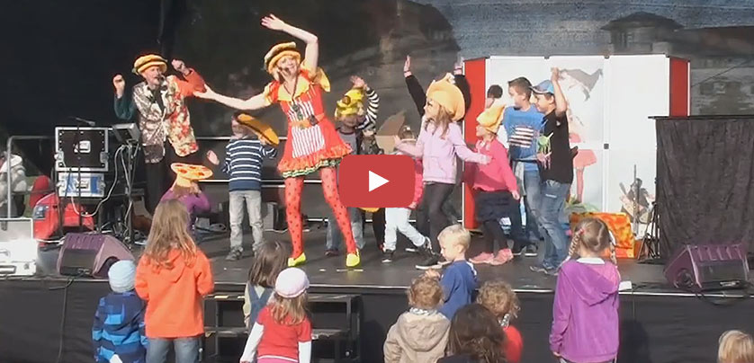 Clärchen & Paletti Live 2014